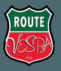 Route Vespa