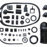 Rubber kit for Classic Vespa Chassis and Parts