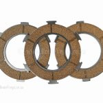 Clutch friction plates for Classic Vespa Engine and Parts