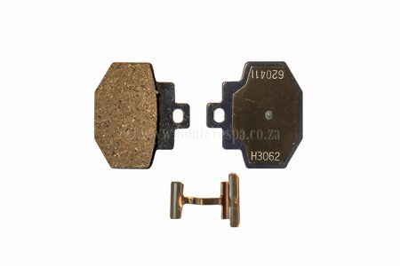 Brake Pads Piaggio for Modern Vespa Tyres and Parts