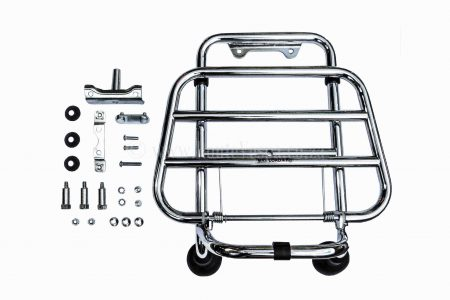 Luggage carrier Piaggio for Modern Vespa Body Work and Parts
